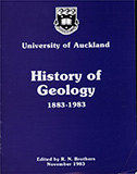 A Century of Chemistry at the University of Auckland, 1883-1983