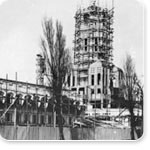 Photographs of University of Auckland buildings
